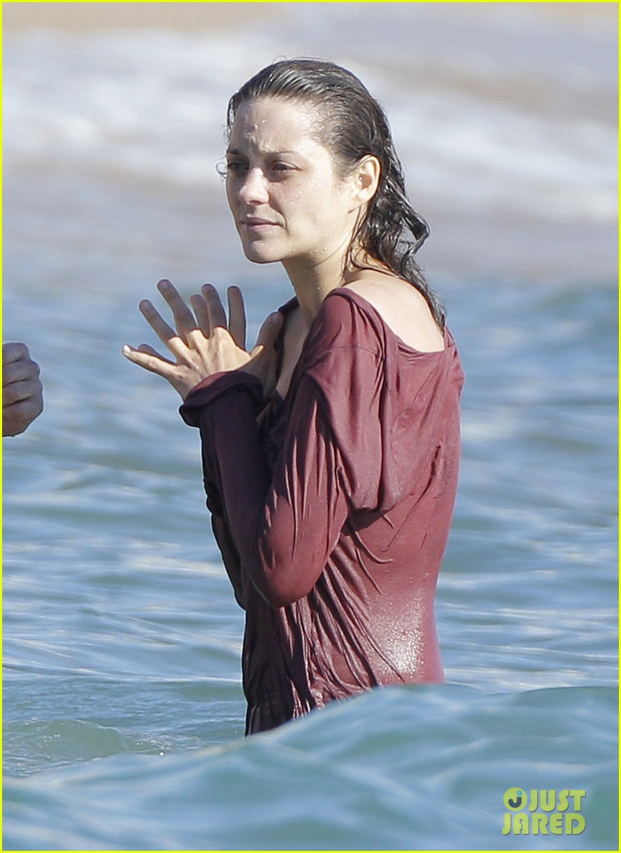 Marion Cotillard Rust And Bone In South Of France