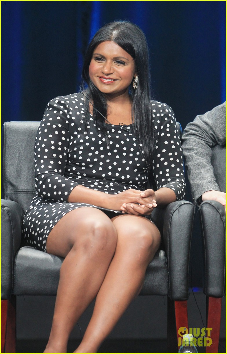 Mindy Kaling The Mindy Project Poster First Look