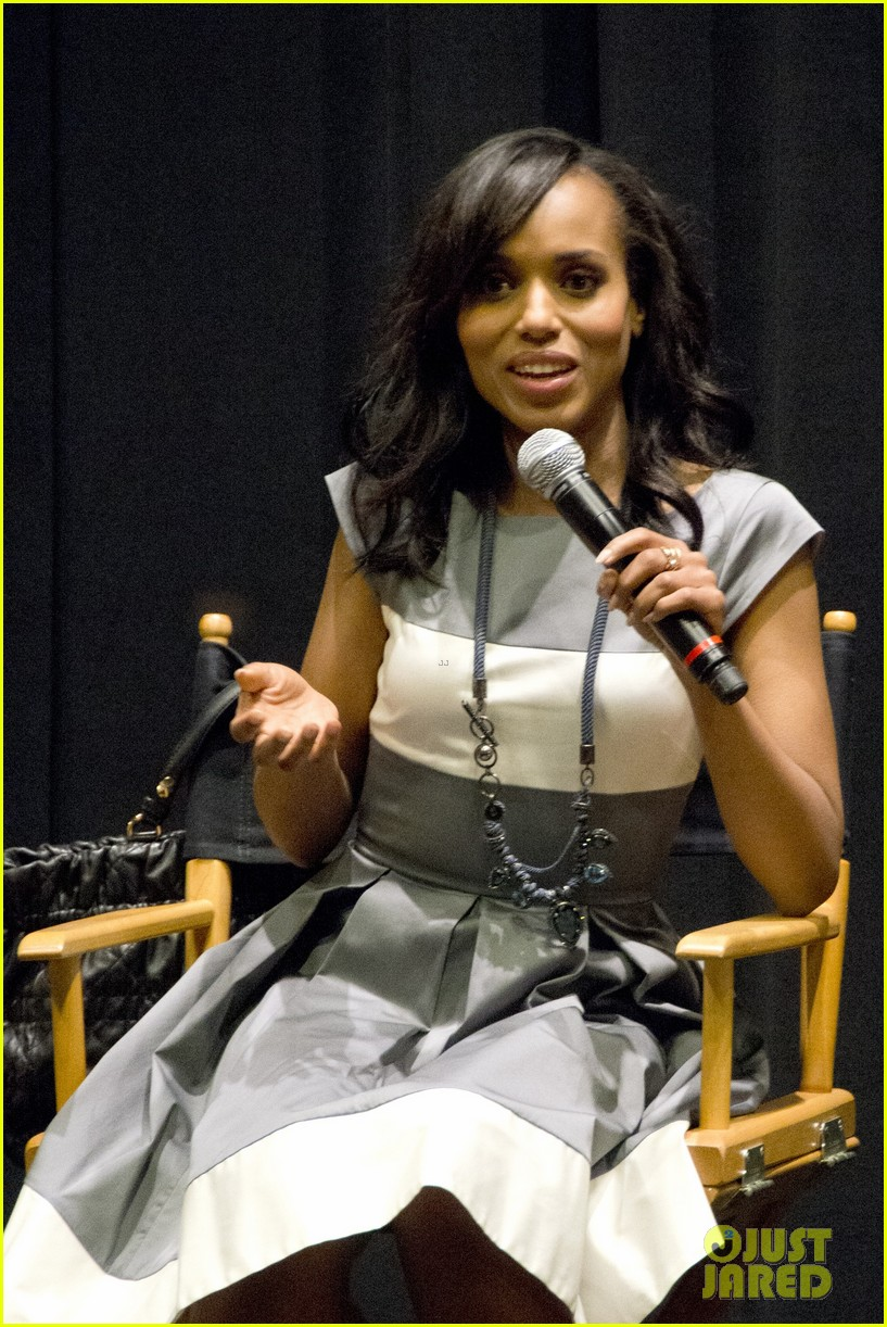 kerry washington peeples screening at festival of books 05