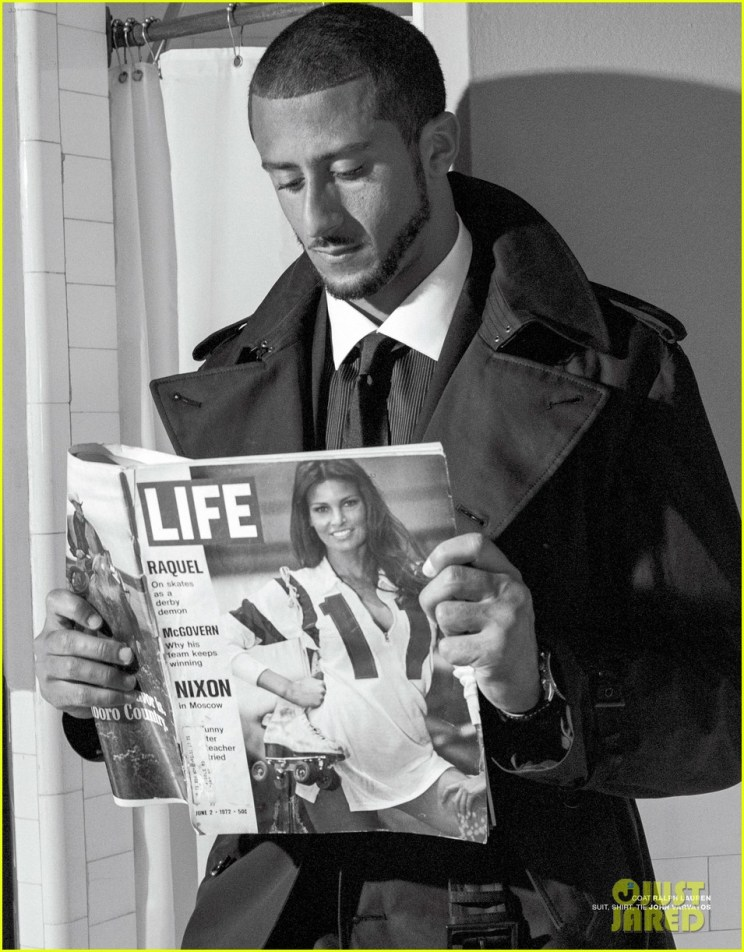 colin kaepernick shirtless v man magazine 01