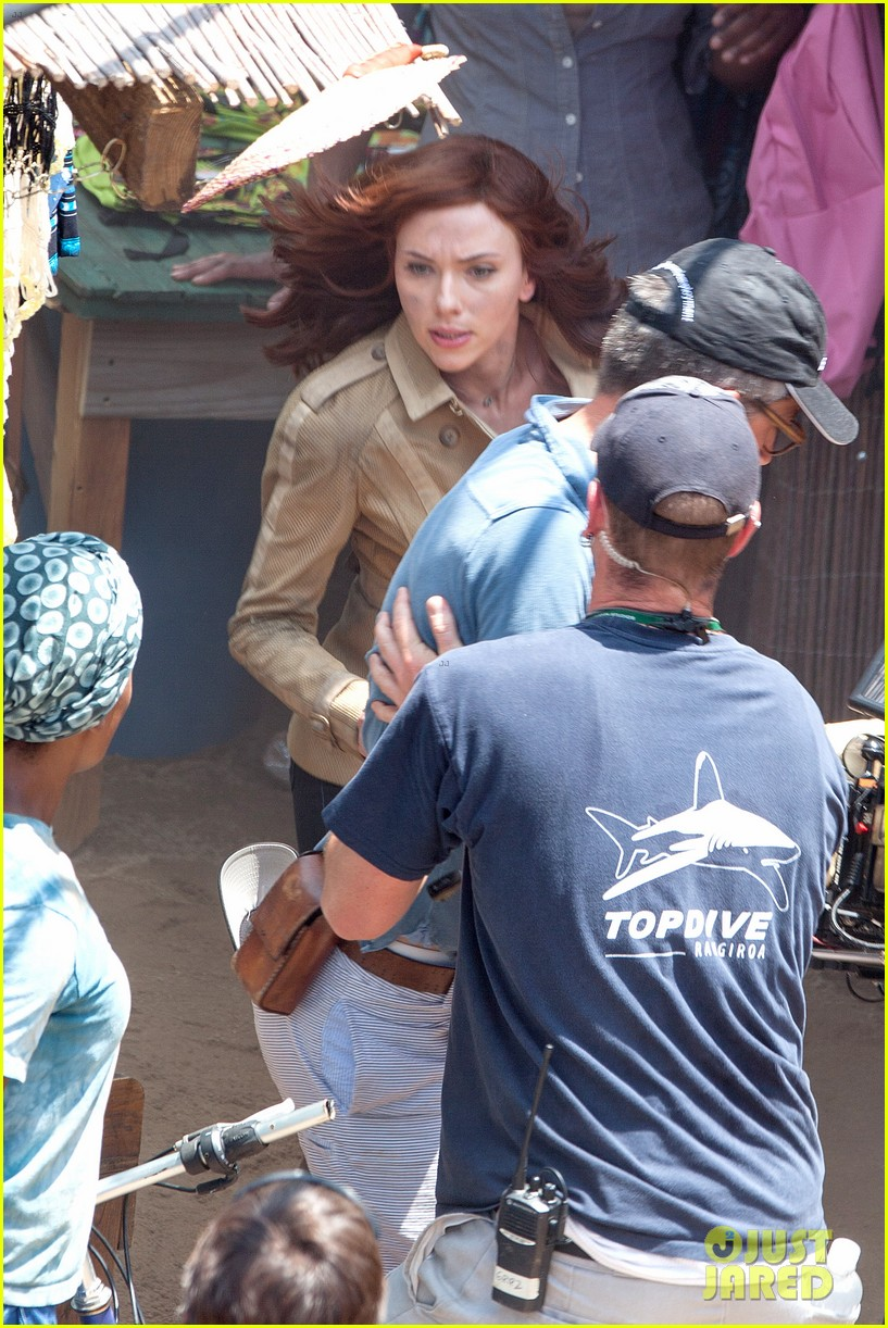 Captain America: Civil War Set Photos & Videos 40