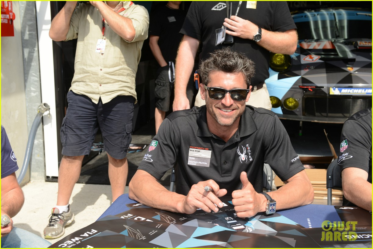 patrick dempsey feels magical being part of le mans race 04