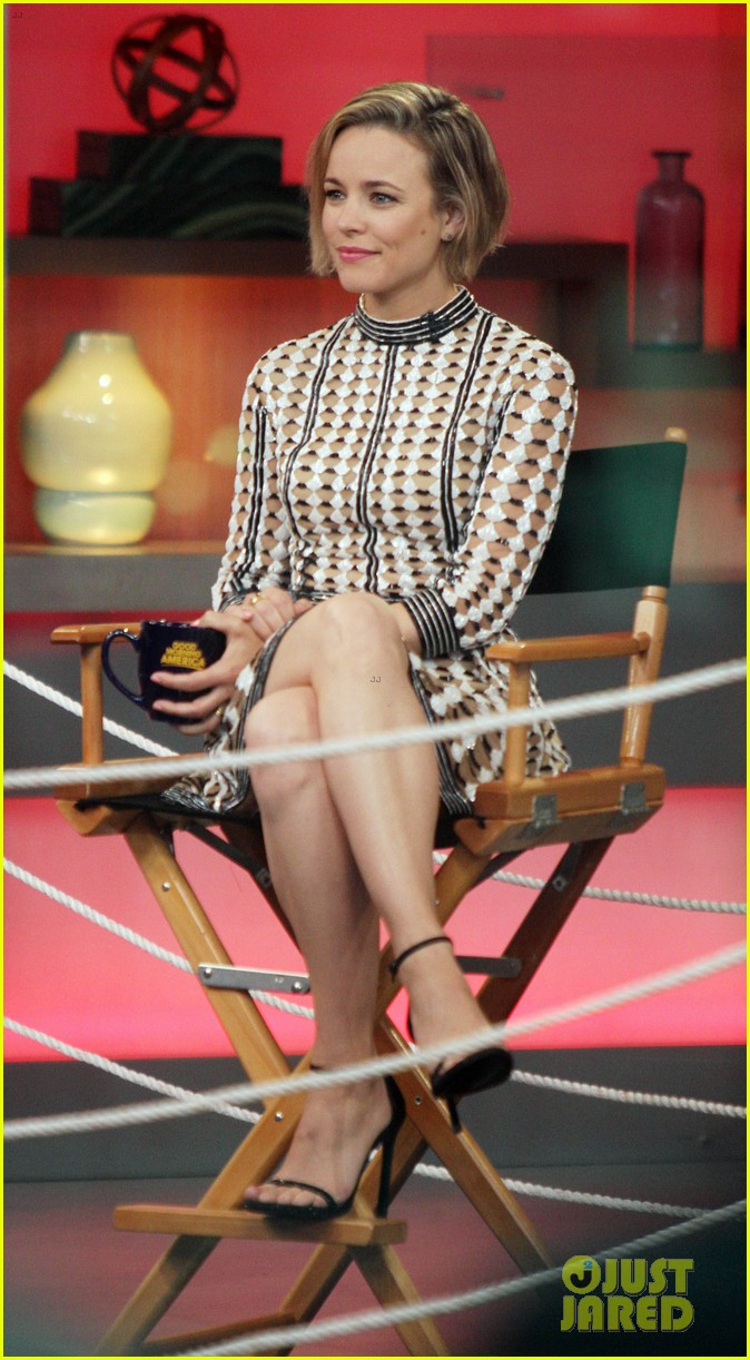 Rachel McAdams Says She Likes To Play Characters That Are