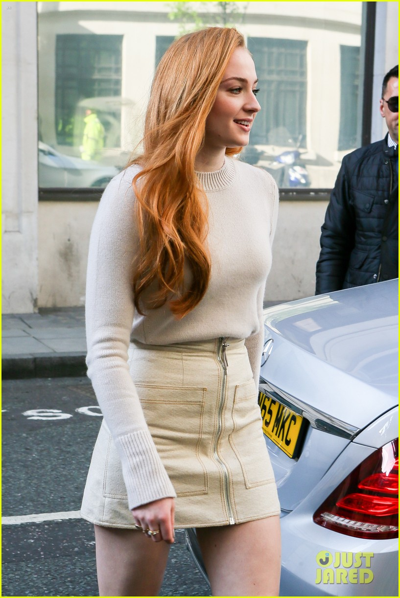 Sophie Turner Admits A Big Draw Of X Men Was The Cast