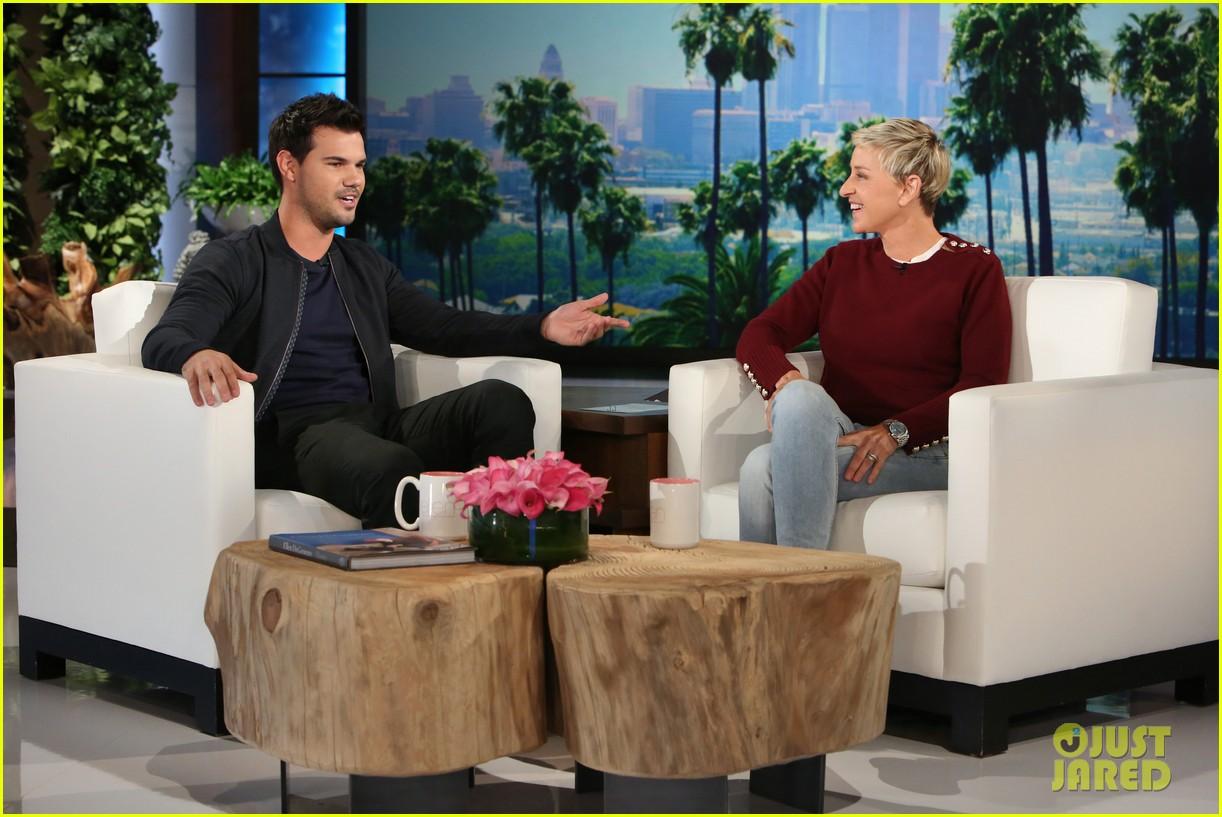 Taylor Ellen Lautner Interview