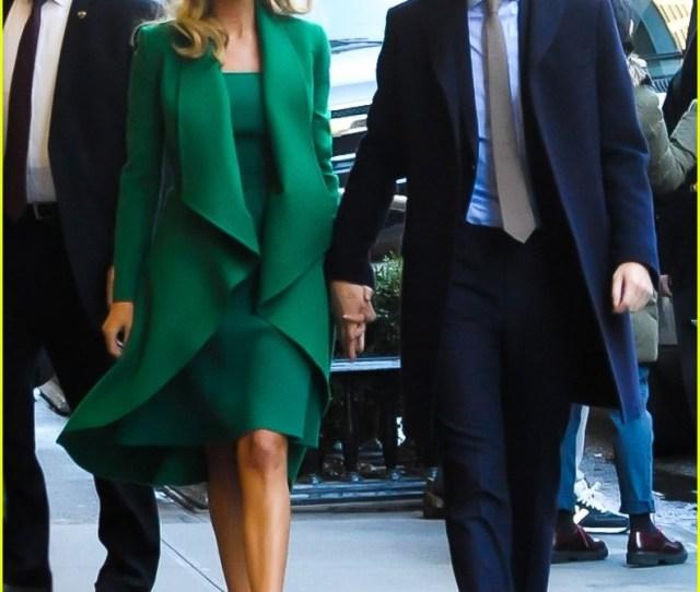 Ivanka Trump Jared Kushner Head To Washington Dc For Inauguration