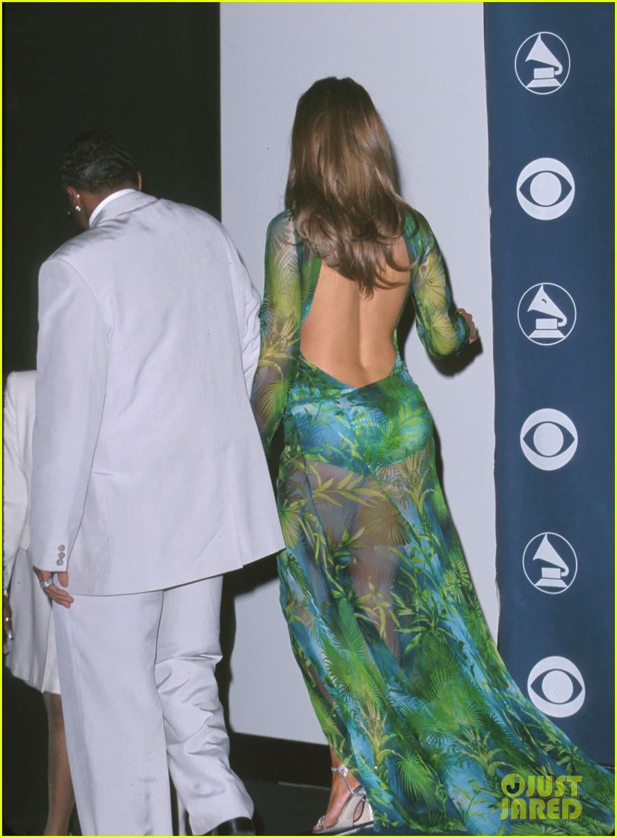 Jlo Versace Dress 2000