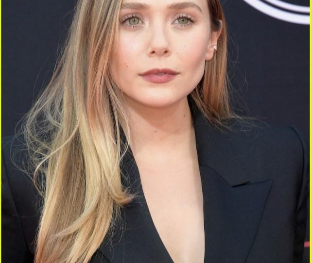 Elizabeth Olsen Rachel Lindsay Lindsey Vonn Go Glam For Espy Awards 2017