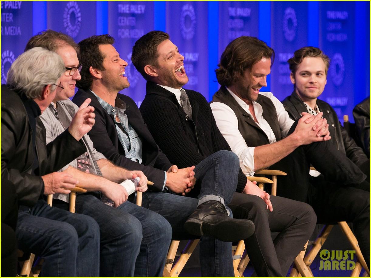 Jared Padalecki Amp Jensen Ackles Join Supernatural Cast