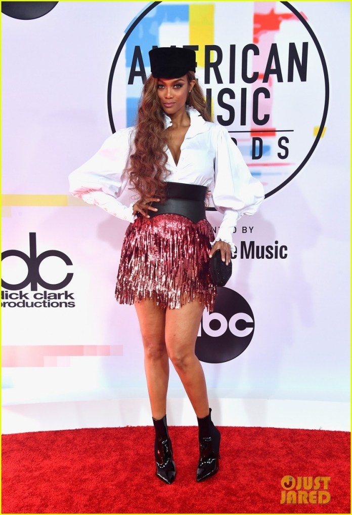 Image result for tyra amas 2018