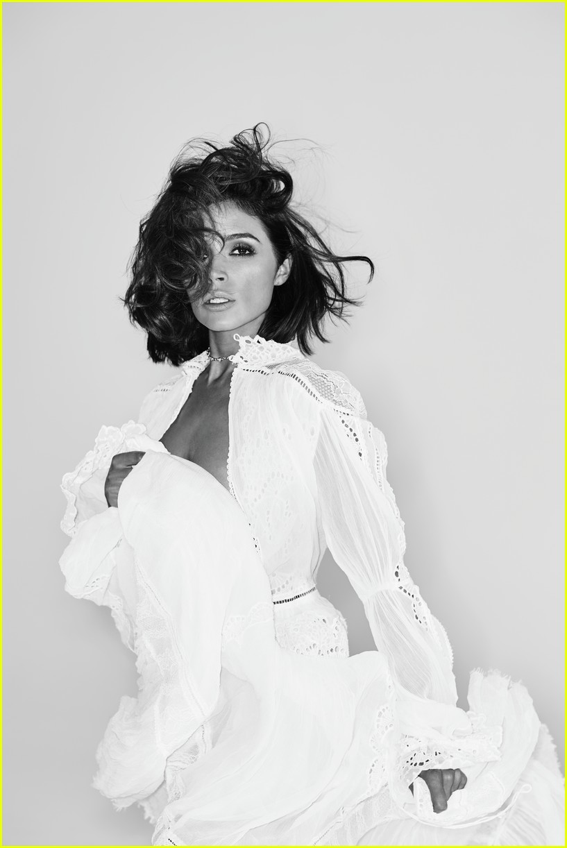 Olivia Culpo Bares It All For Maxim Hot 100 Issue