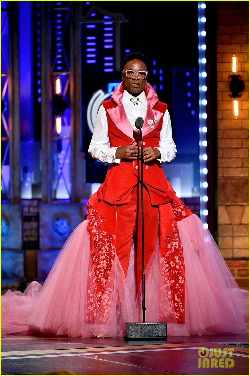 Watch Billy Porter Perform Karaoke During Tony Awards