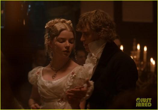 Anya Taylor-Joy Got a Real Nose Bleed While Filming 'EMMA ...