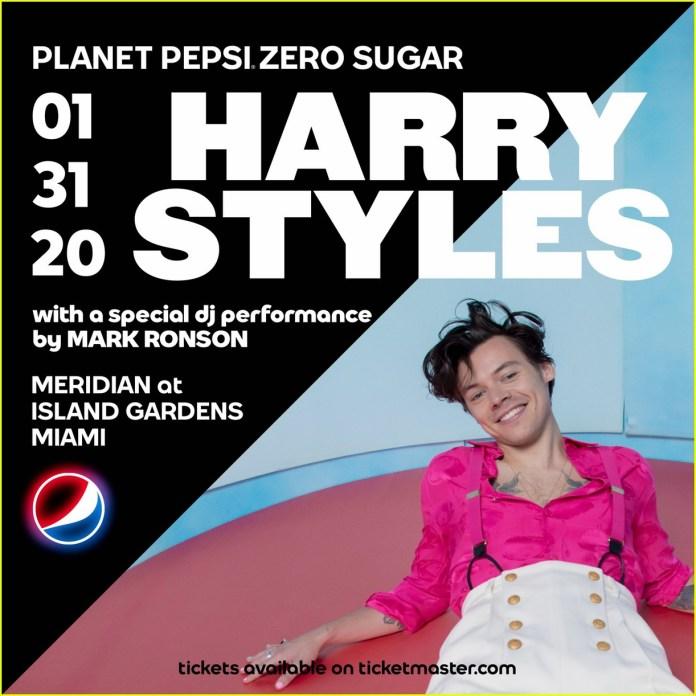 harry styles will headline pre super bowl performance miami 014416879