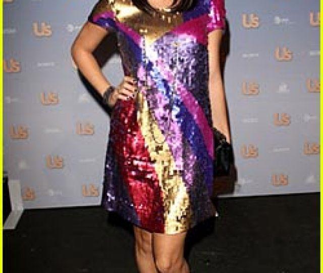 Vanessa Hudgens Hot Hollywood Party 2007