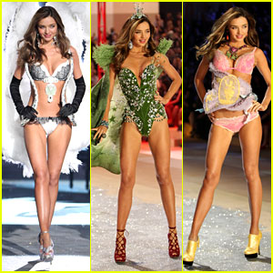 Miranda Kerr - Victoria's Secret Fashion Show 2012