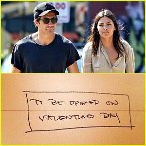 Jake Gyllenhaal Amp Alyssa Miller Back Together See His