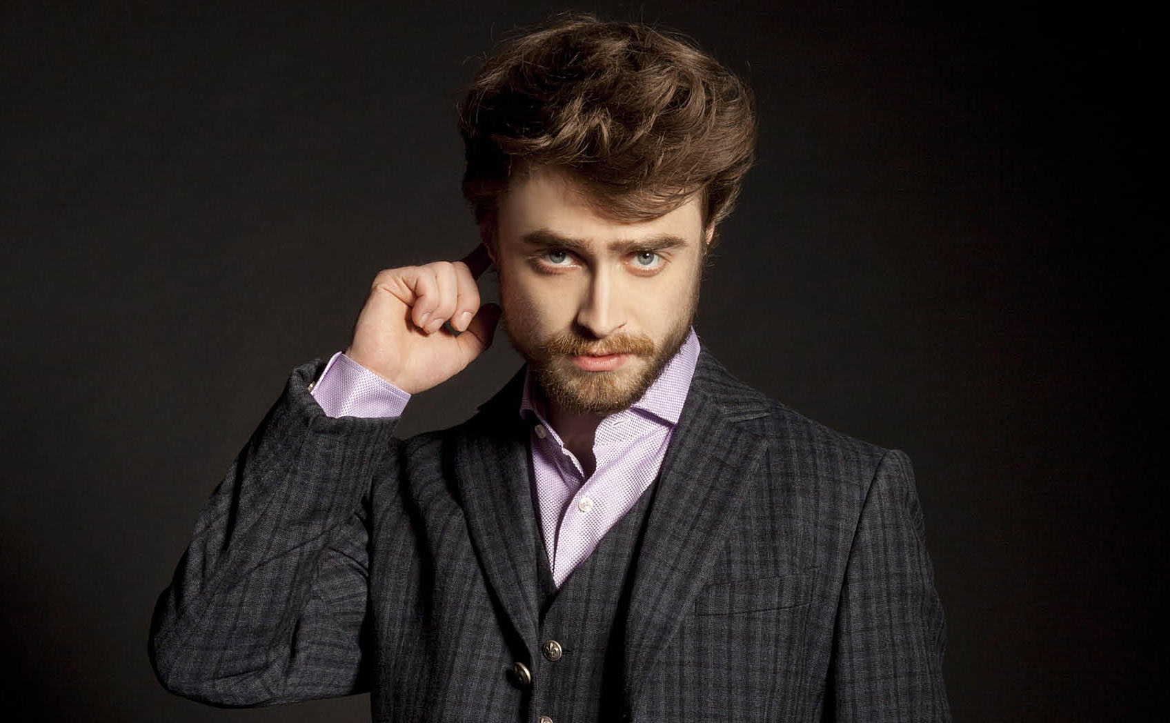 Image result for daniel radcliffe looks like jude law