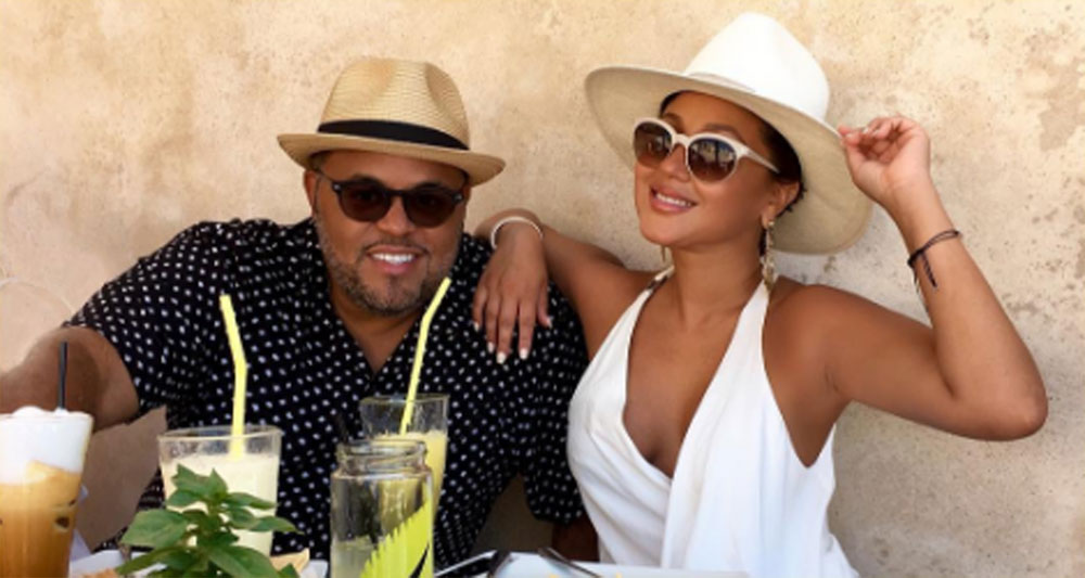 Adrienne Bailon Is Engaged To Israel Houghton Adrienne