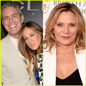 Andy Cohen Weighs In on Kim Cattrall & Sarah Jessica Parker's Feud