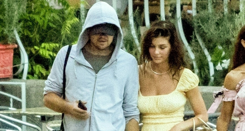 Leonardo DiCaprio Amp Girlfriend Camila Morrone Couple Up In