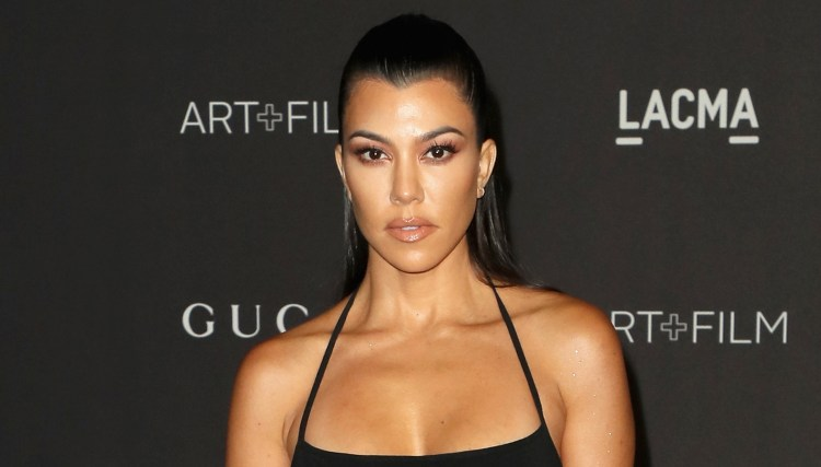 Kourtney Kardashian Says California Fire 'Just Stopped ...