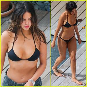 Eiza Gonzalez Shows Off Her Super Hot Bikini Body in Hawaii!
