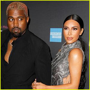 Kim Kardashian Reacts to Kanye West's Feud with Drake