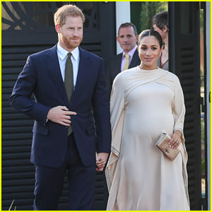 Meghan Markle Looks Stunning for Evening in Morocco with Prince Harry!