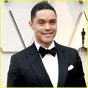 Trevor Noah Suits Up for Oscars 2019 Red Carpet!
