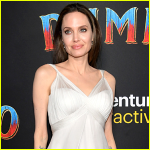 Angelina Jolie in Talks to Star in Upcoming Marvel Film 'The Eternals'!