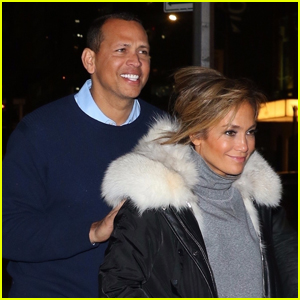 Jennifer Lopez Hits the Town for Date Night with Alex Rodriguez!