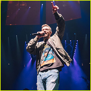 Justin Timberlake Hits Big Milestone on 'Man of the Woods' Tour!