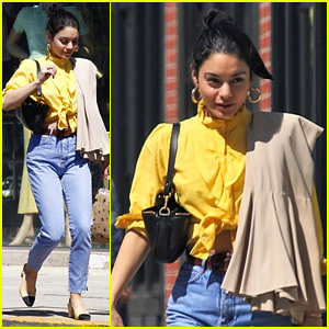 Vanessa Hudgens Is Raving About the New Movie 'Climax'