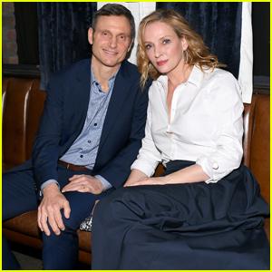 Uma Thurman & Tony Goldwyn Join 'Chambers' Cast at NYC Premiere