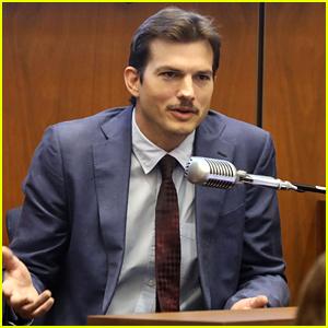 Ashton Kutcher Testifies in Court Over Murder of Friend in 2001