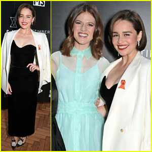 Emilia Clarke Kept Daenerys' Big Twist in 'Game of Thrones' A Secret for Two Years!