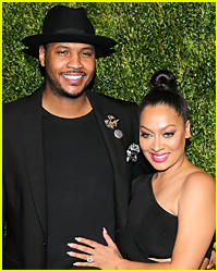 NBA's Carmelo Anthony Responds to Speculation That He's Cheating on La La
