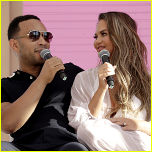 John Legend Explains Why He & Wife Chrissy Teigen Don't Cook Together!