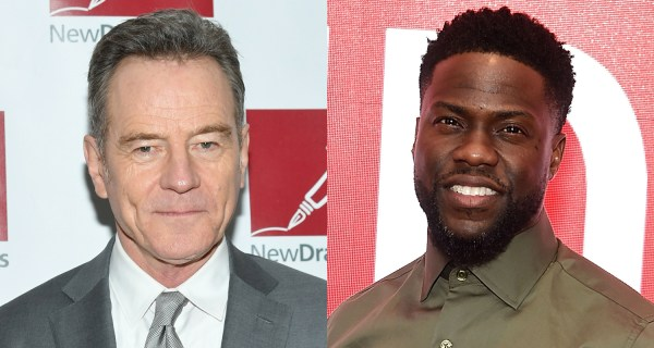 Bryan Cranston Sends Love to Kevin Hart After Car Accident
