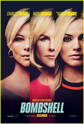 Charlize Theron, Nicole Kidman, & Margot Robbie Look So Fierce in New 'Bombshell' Poster & Photos