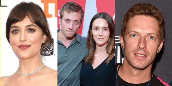 Dakota Johnson & Chris Martin Witness Wedding of Jeremy Allen White & Addison Timlin!
