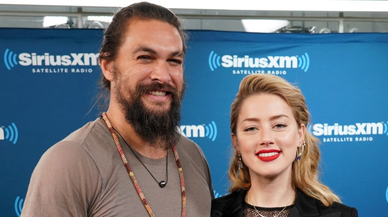Amber Heard Uses Jason Momoa Photo to Slam Instagram