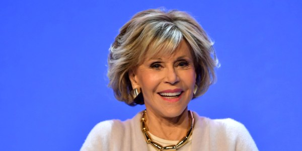 Jane Fonda Gets Arrested Again While Protesting for Climate Change Awareness in Washington D.C.