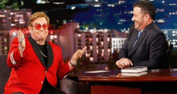 Elton John Tells