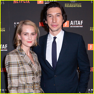 Adam Driver Hosts Staged Reading of 'A Raisin in the Sun' with Wife Joanne Tucker!