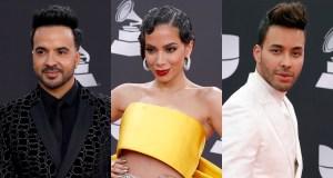 Luis Fonsi, Anitta, & More Attend Latin Grammys 2019!