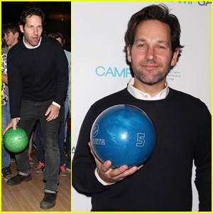 Paul Rudd Hosts His Annual All-Star Bowling Benefit for SAY!