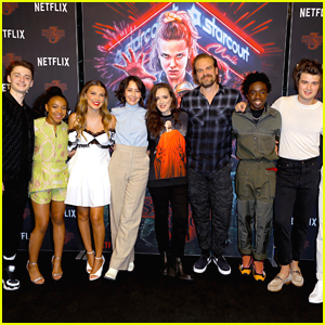 'Stranger Things' Cast Talk All Things Upside Down at Special Screening