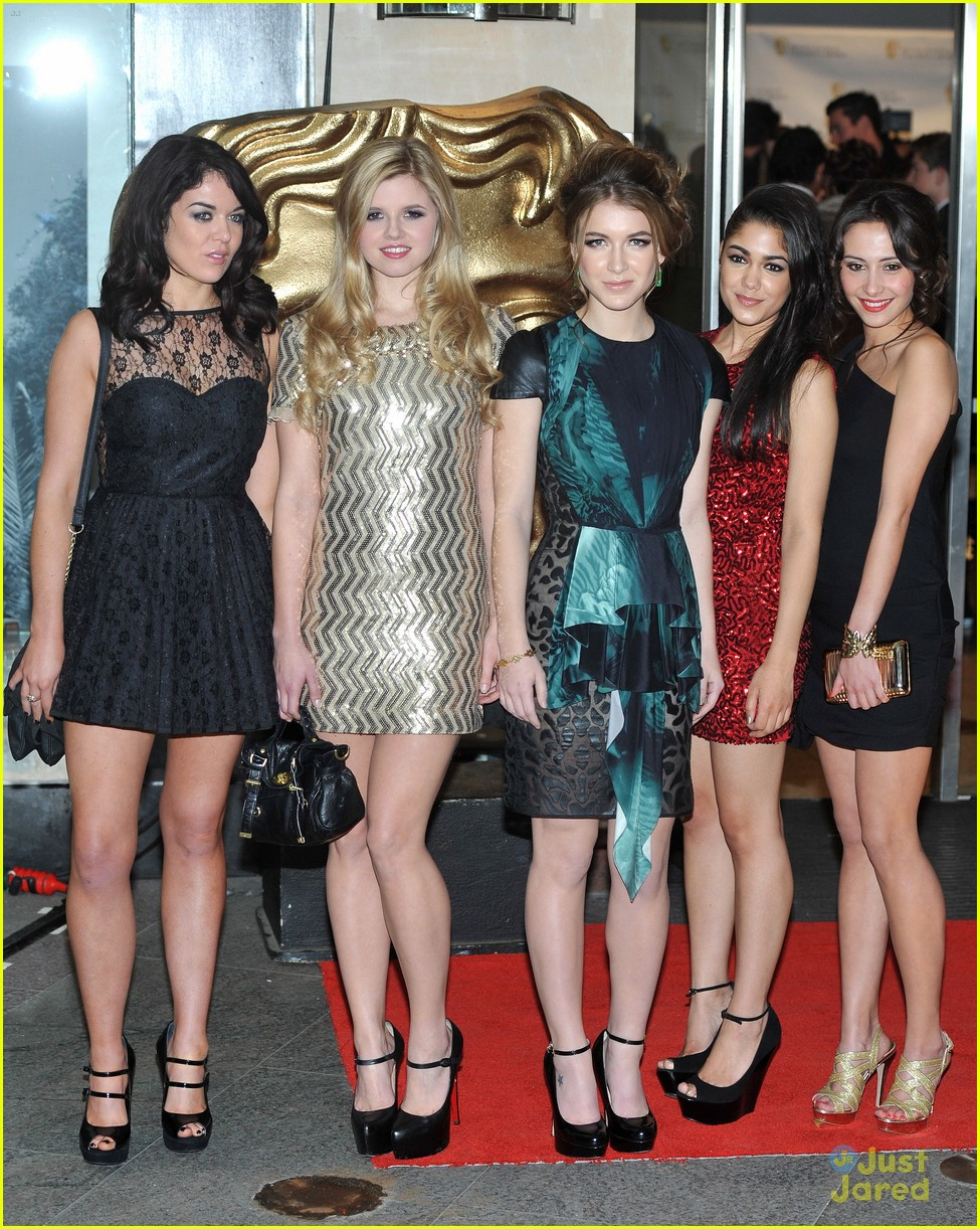 House of Anubis Cast  Children s BAFTAs 2011    Photo 449806   Photo     house anubis childrens baftas 02
